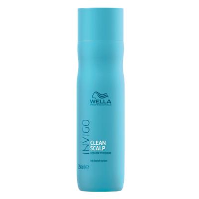 Shampoing Clean Scalp Invigo Wella 250 ML