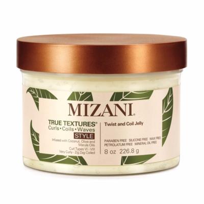 Twist and Coil Jelly True Textures Mizani 226 G