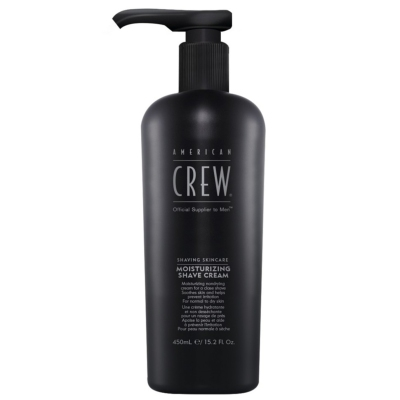 Moisturizing Shave Cream American Crew 450 ML