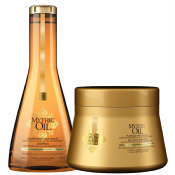 Pack Mythic Oil Cheveux Fins Duo