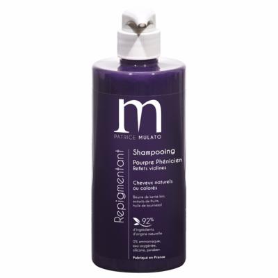 Shampoing Repigmentant Pourpre Phénicien Mulato 500 ML