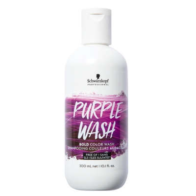 Shampoing Purple Wash Schwarzkopf 300 ML