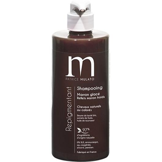 Shampoing Repigmentant Marron Glacé Mulato 500 ML