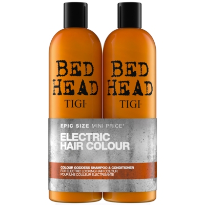 Colour Goddess Conditioner + Shampoing Tigi Bed Head 750 ML
