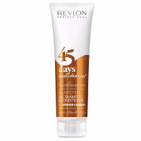 Shampoing Revlon 45 Days Intense Coppers