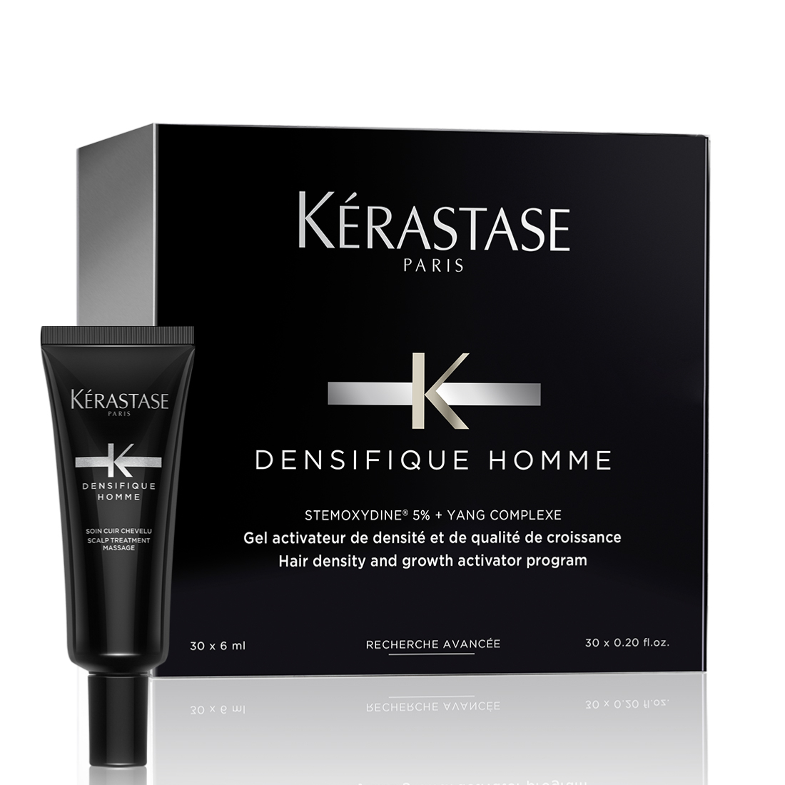 Cure Densifique Homme Kérastase 30x6ML