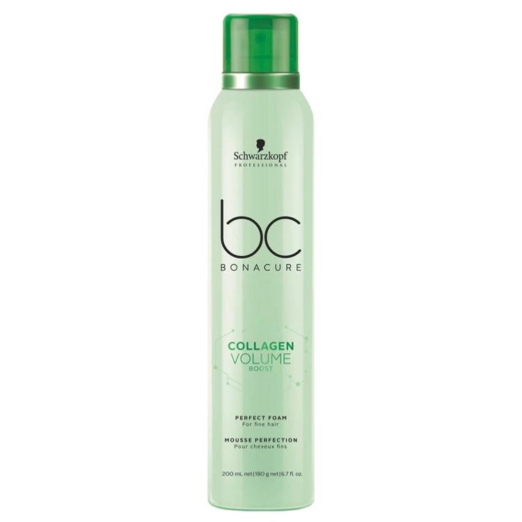 Perfect Foam BC Collagen Volume Boost Schwarzkopf 200 ML