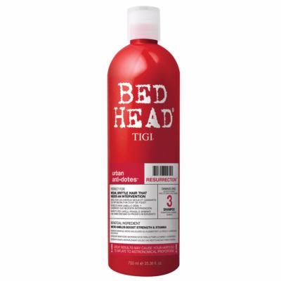 Resurrection Shampoing Tigi Bed Head 750 ML