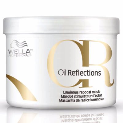 Masque Oil Reflections Wella 500 ML