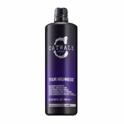 Shampoing Your Highness Tigi Catwalk 750 ML