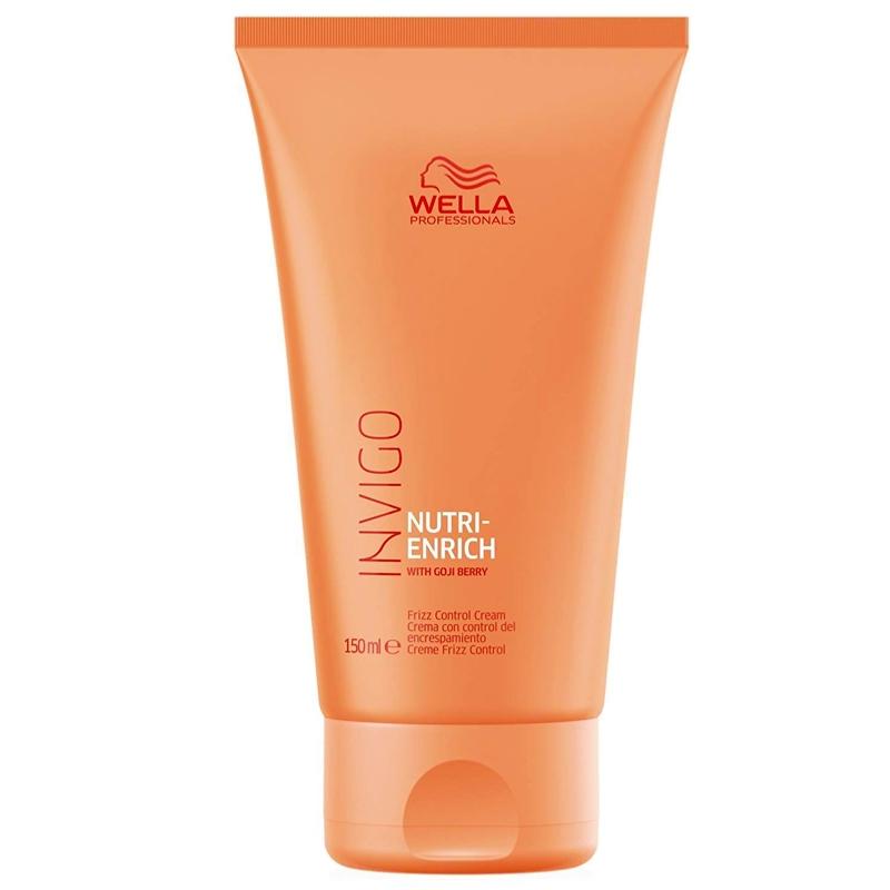 Crème Anti-Frisottis Nutri-Enrich Invigo Wella 150 ML