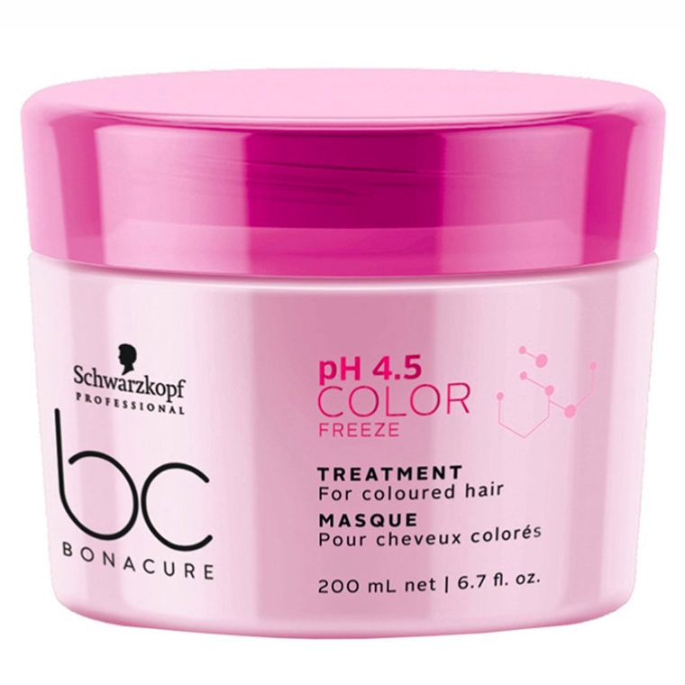Masque BC PH 4.5 Color Freeze Schwarzkopf 200 ML