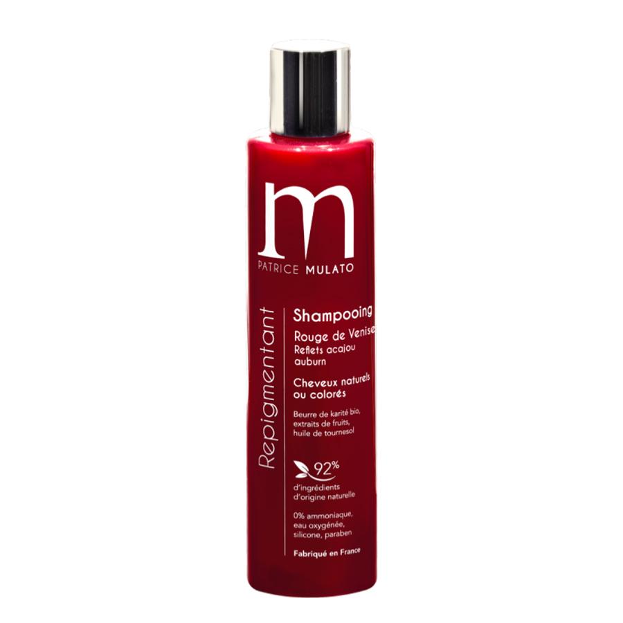 Shampoing Repigmentant Rouge de Venise Mulato 200 ML