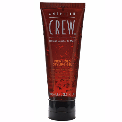 Firm Hold Styling Gel American Crew 100 ML
