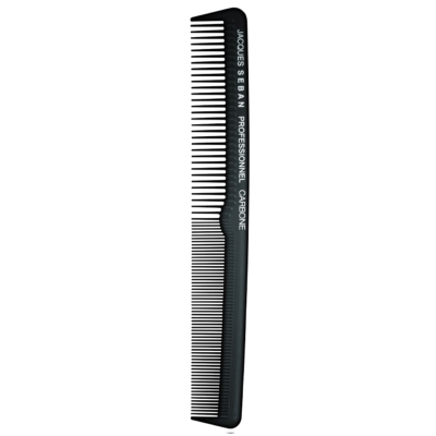 Peigne de coupe 18,3 cm Carbone Jacques Seban