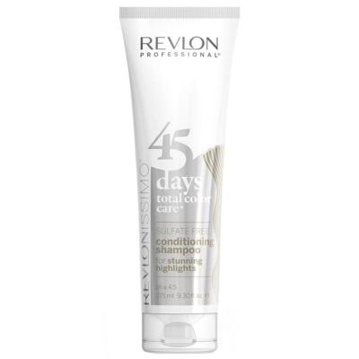Shampoing Revlon 45 Days Stunning Highlights