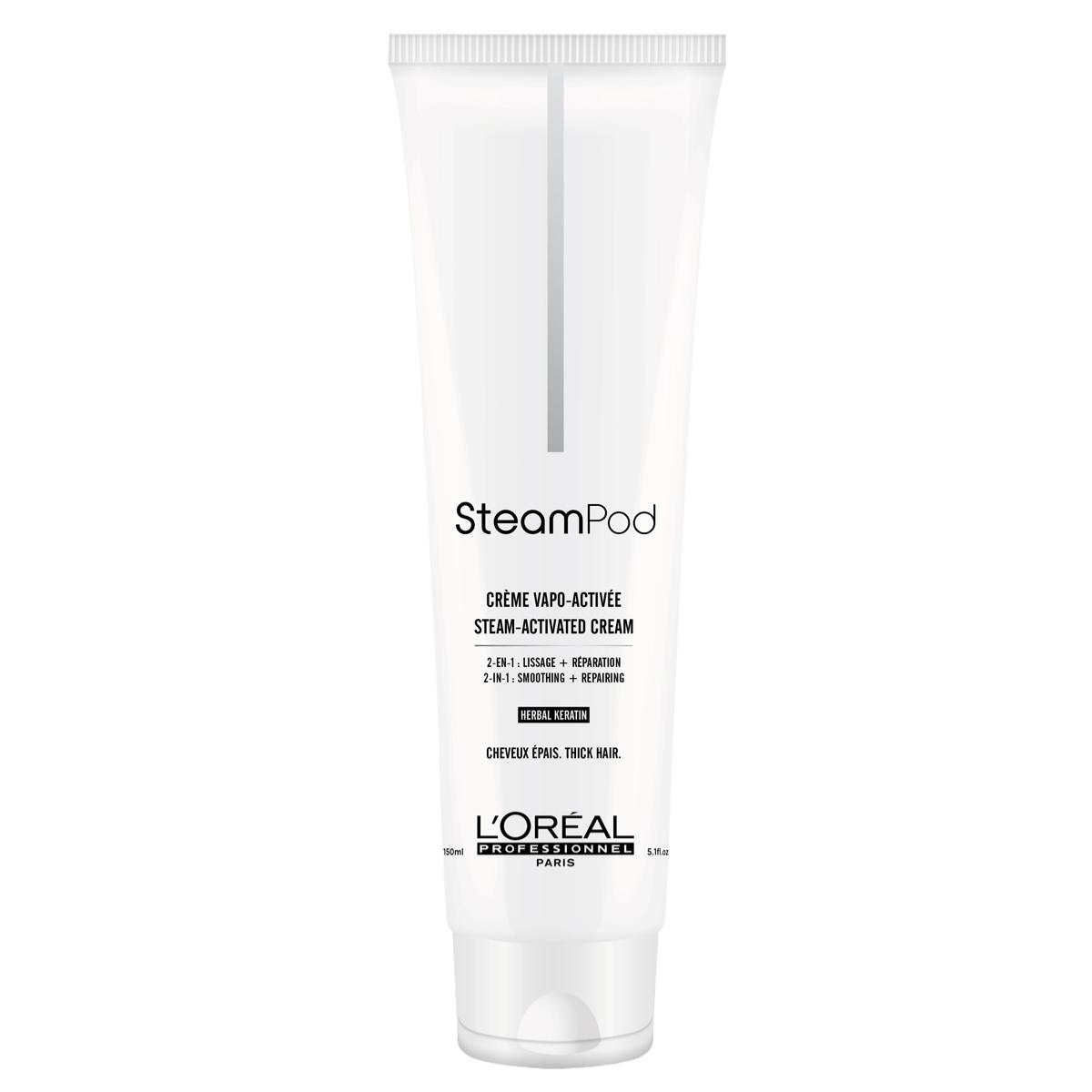 Crème de lissage Steampod Cheveux Épais 150 ML