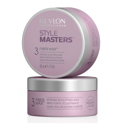 Fiber Wax Style Masters 85 G