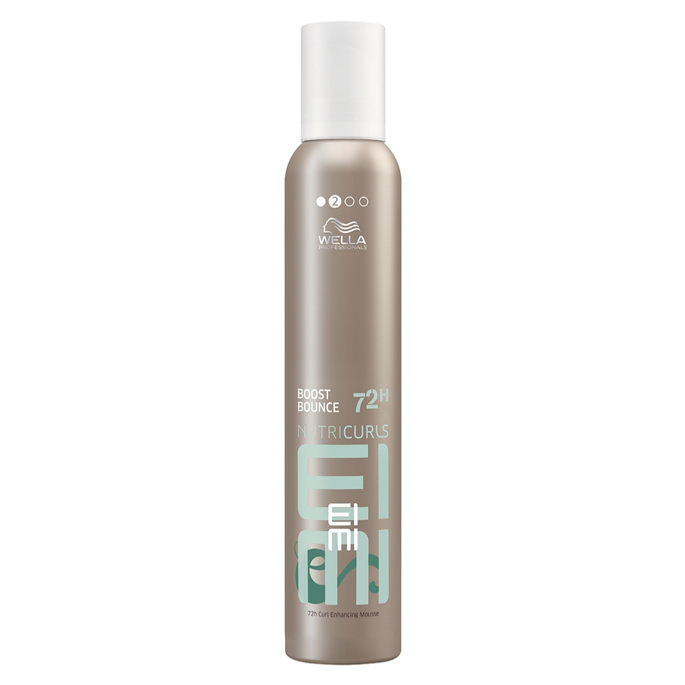 EIMI Mousse Boost Bounce Wella 300 ML
