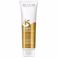 Shampoing Revlon 45 Days Golden Blondes