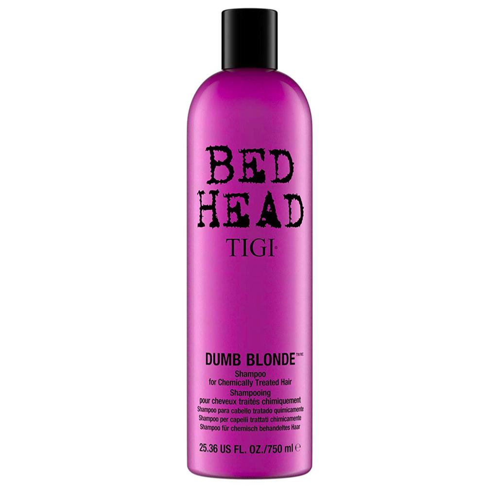 Shampoing Dumb Blonde Tigi Bed Head 750 ML