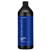 Shampoing Total Results Brass Off Matrix 1 L