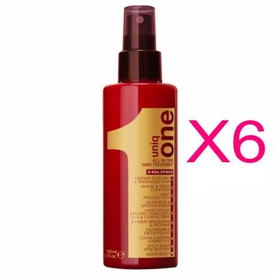 Spray Revlon Uniq One 150 ML (Pack 6)