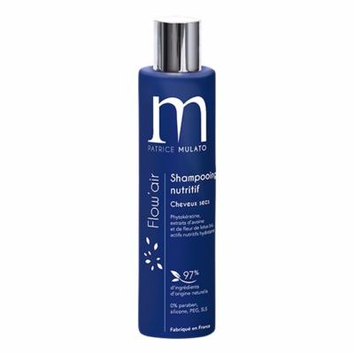 Shampoing Nutritif Cheveux Secs Mulato 200 ML