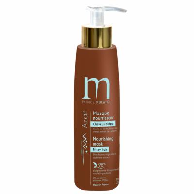Masque Nourrissant Cheveux Crépus Azali Mulato 200 ML