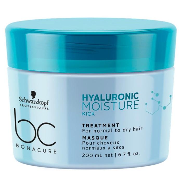 Masque BC Hyaluronic Moisture Kick Schwarzkopf 200 ML