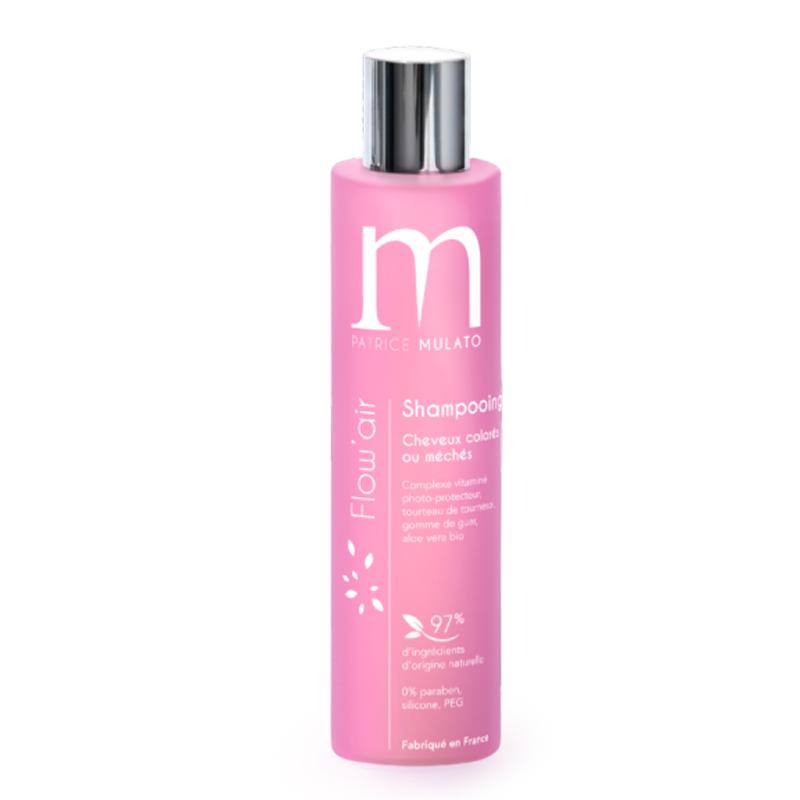 Shampoing Cheveux Colorés/Méchés Mulato 200 ML