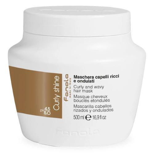 Masque Curly Shine Fanola 500 ML