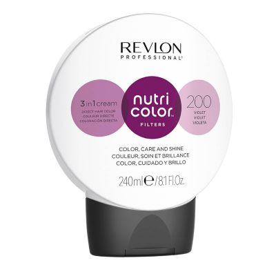 Nutri color filters 200 Violet Revlon 240 ML