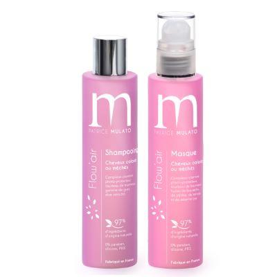Duo Shampoing & Masque Cheveux Colorés/Méchés Mulato