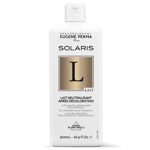 Lait Neutralisant Après Décoloration Solaris Eugene Perma 500 ML