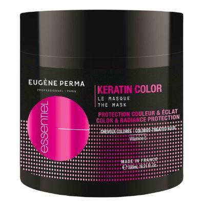 Masque Keratin Color Essentiel Eugene Perma 500 ML