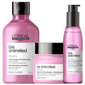 Pack Liss Unlimited L'Oréal Professionnel Trio