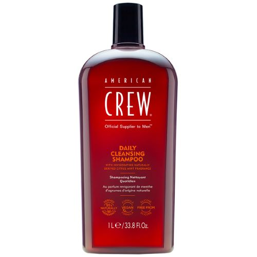Shampoing Daily Cleansing American Crew 1 Litre
