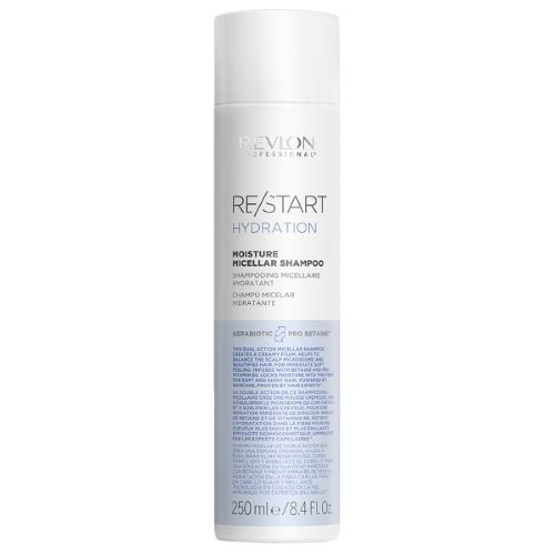 Shampoing Hydratant Micellaire Hydration Re/Start Revlon 250 ML