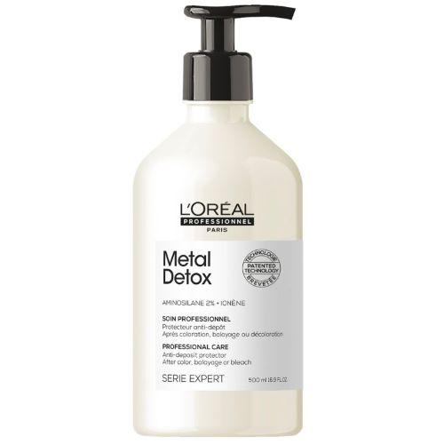 Soin Metal Detox L'Oréal Professionnel 500 ML