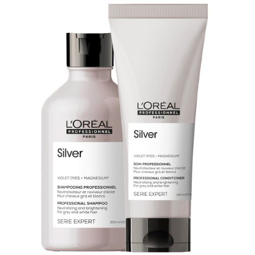 Duo Silver L'Oréal Professionnel