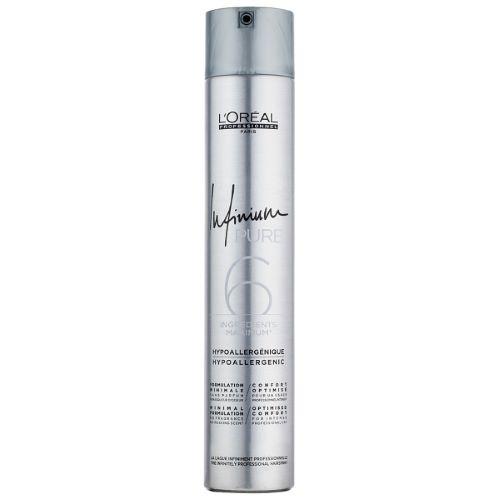 Laque Infinium Pure Forte L'Oréal Professionnel 500 ML