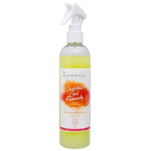 Spray Cocktail Curl Remedy - Les Secrets de Loly 310 ML