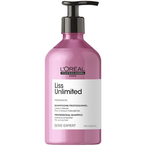 Shampoing Liss Unlimited L'Oréal Professionnel 500 ML