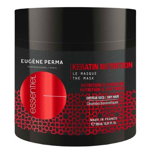 Masque Keratin Nutrition Essentiel Eugene Perma 500 ML