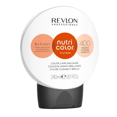 Nutri color filters 400 Mandarine Revlon 240 ML