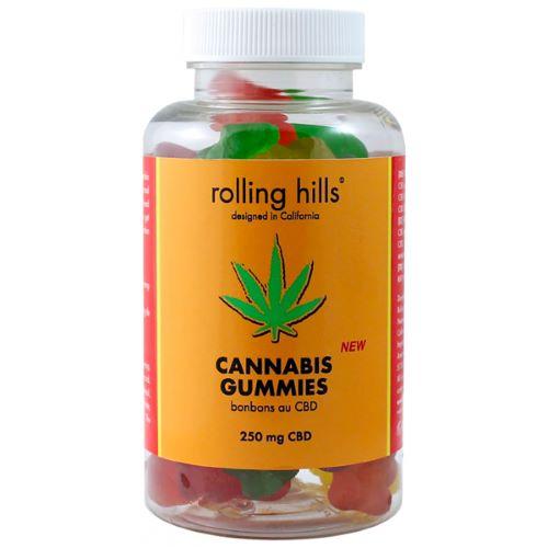 Boite Bonbons au CBD  Rolling Hills