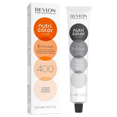 Tube Nutri color filters 400 Mandarine Revlon 100 ML