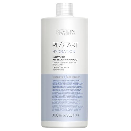 Shampoing Hydratant Micellaire Hydration Re/Start Revlon 1L