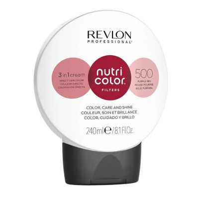 Nutri color filters 500 Rouge Pourpre Revlon 240 ML